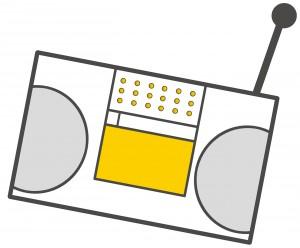 ラジオ-1