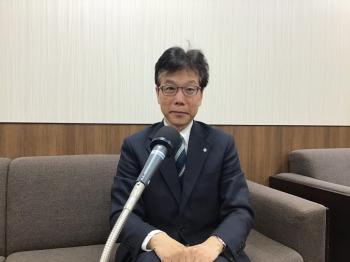 04川本町長 野坂一弥さん